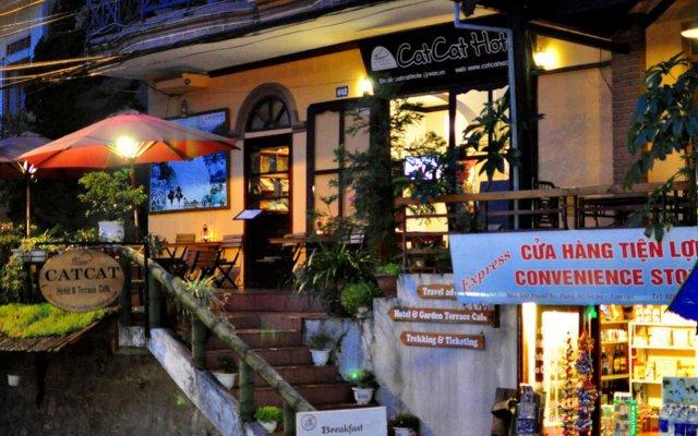 Отель Cat Cat Hotel Вьетнам, Шапа - отзывы, цены и фото номеров - забронировать отель Cat Cat Hotel онлайн вид на фасад