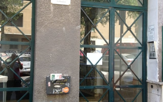 Отель Rome City Hostel Италия, Рим - отзывы, цены и фото номеров - забронировать отель Rome City Hostel онлайн вид на фасад
