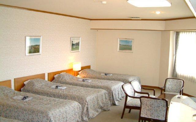 Отель Saitama Kokusai Golf Club Томиока комната для гостей