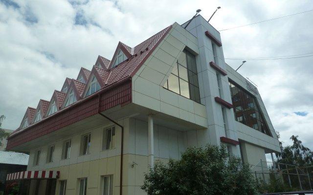 Гостиница Колибри вид на фасад