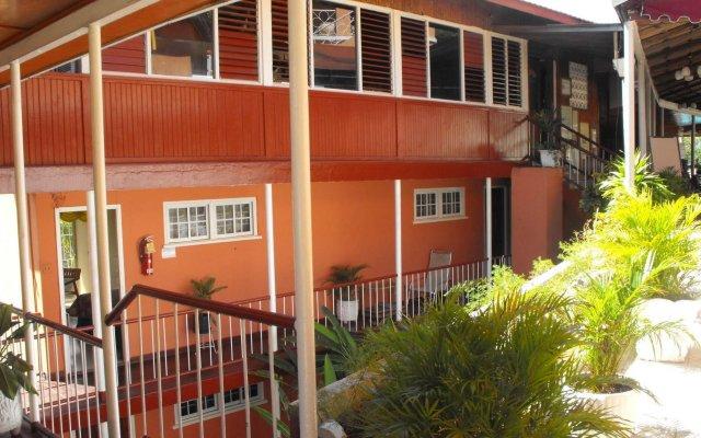 Отель Verney House Resort Ямайка, Монтего-Бей - отзывы, цены и фото номеров - забронировать отель Verney House Resort онлайн вид на фасад