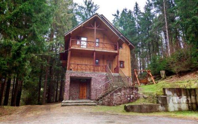 Гостиница Cottages Sim Vitriv вид на фасад