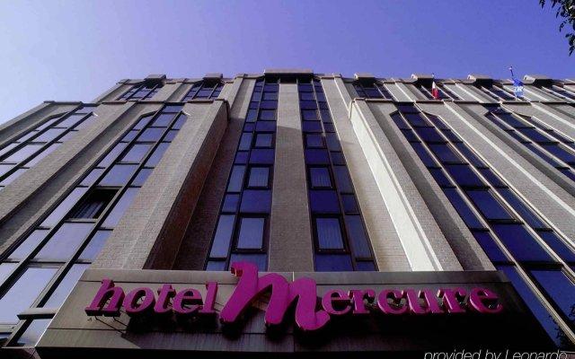 Отель Mercure Brussels Airport Бельгия, Брюссель - отзывы, цены и фото номеров - забронировать отель Mercure Brussels Airport онлайн вид на фасад