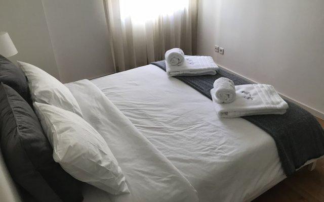 Апартаменты Saldanha Residence Apartments Лиссабон комната для гостей