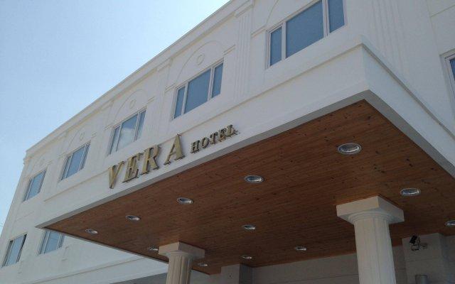 Отель Vera Hotel Филиппины, Пампанга - отзывы, цены и фото номеров - забронировать отель Vera Hotel онлайн вид на фасад