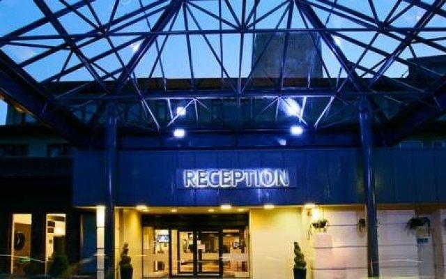 Отель Leonardo Edinburgh Murrayfield Великобритания, Эдинбург - отзывы, цены и фото номеров - забронировать отель Leonardo Edinburgh Murrayfield онлайн вид на фасад