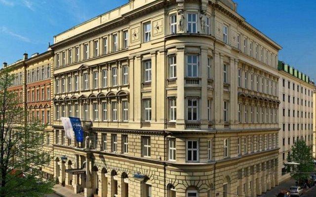 Bellevue Hotel вид на фасад