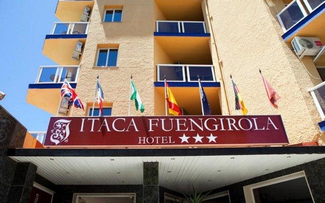 Отель Itaca Fuengirola Испания, Фуэнхирола - 1 отзыв об отеле, цены и фото номеров - забронировать отель Itaca Fuengirola онлайн вид на фасад