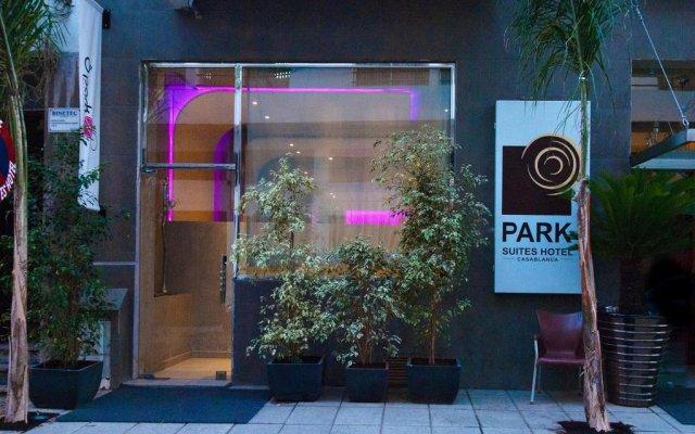 Park Suites Hotel & Spa вид на фасад