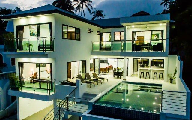 Отель Villa Jasmin Таиланд, Самуи - отзывы, цены и фото номеров - забронировать отель Villa Jasmin онлайн вид на фасад