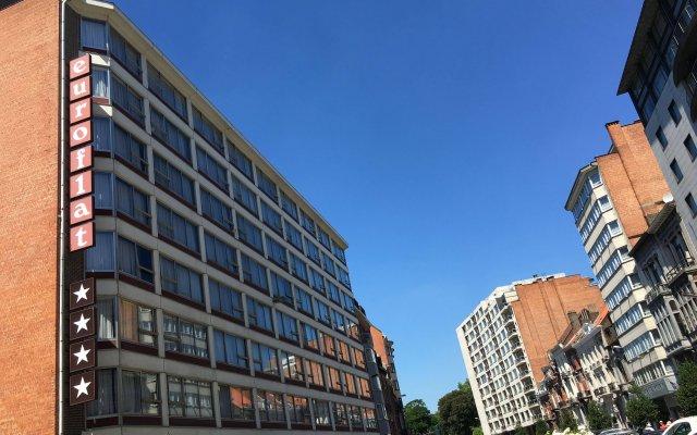 First Euroflat Hotel вид на фасад