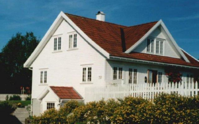 Отель Solferie Holiday Home - Svartefjell Кристиансанд вид на фасад