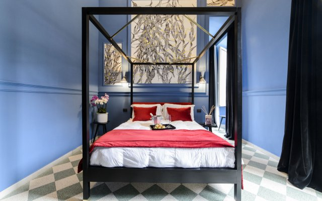 Roma Luxus Hotel комната для гостей