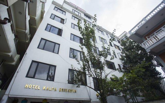 Отель OYO 149 Kalpa Brikshya Hotel Непал, Катманду - отзывы, цены и фото номеров - забронировать отель OYO 149 Kalpa Brikshya Hotel онлайн вид на фасад