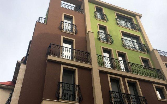 Family Hotel Agoncev вид на фасад