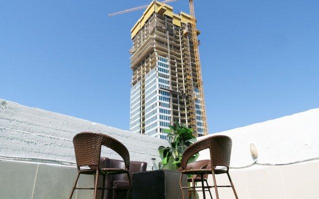 Отель Nahalat Yehuda Residence вид на фасад
