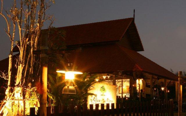 Отель Chaw Ka Cher Tropicana Lanta Resort вид на фасад