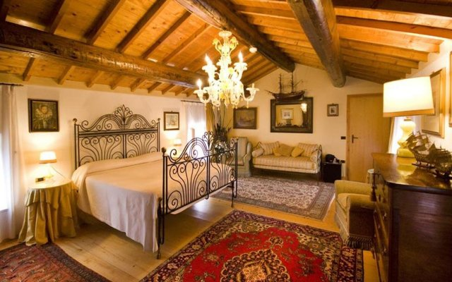 Отель Country House Casino di Caccia комната для гостей