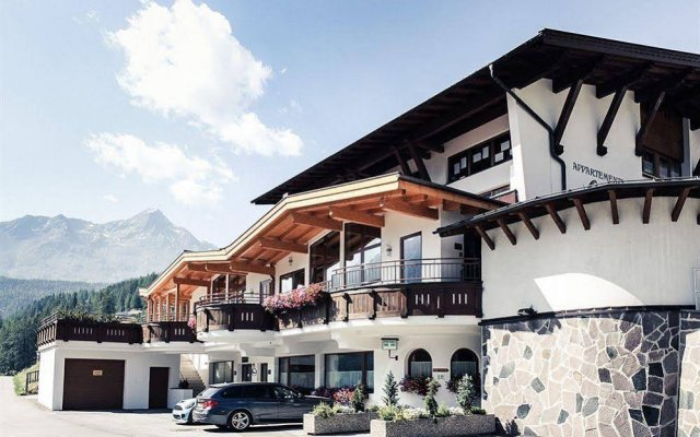 Отель Appartementhaus Leni Австрия, Зёльден - отзывы, цены и фото номеров - забронировать отель Appartementhaus Leni онлайн вид на фасад