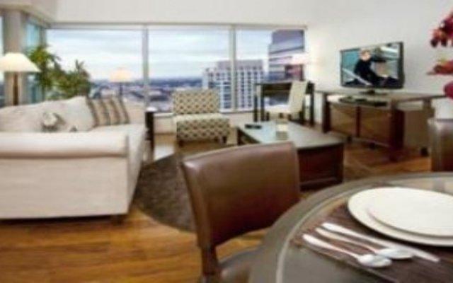 Отель Watermarke Tower США, Лос-Анджелес - отзывы, цены и фото номеров - забронировать отель Watermarke Tower онлайн комната для гостей