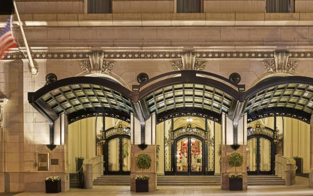 Palace Hotel, a Luxury Collection Hotel, San Francisco вид на фасад
