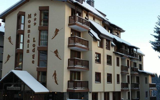 Отель Mountain Lodge Болгария, Пампорово - отзывы, цены и фото номеров - забронировать отель Mountain Lodge онлайн вид на фасад