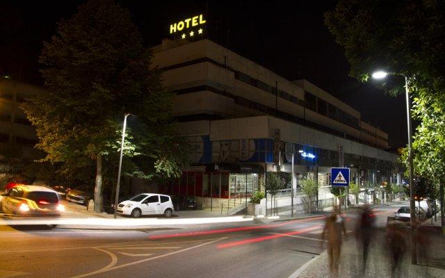 Hotel Navarras вид на фасад