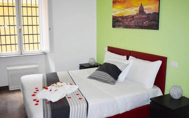 Отель Guest House Il Tempio Della Capitale Италия, Рим - отзывы, цены и фото номеров - забронировать отель Guest House Il Tempio Della Capitale онлайн комната для гостей