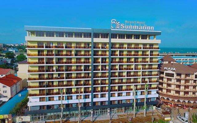 Курортный отель Санмаринн All Inclusive вид на фасад