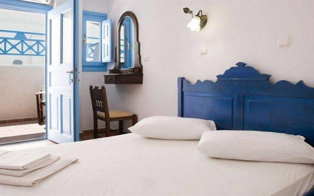 Отель Blue Diamond Bay комната для гостей