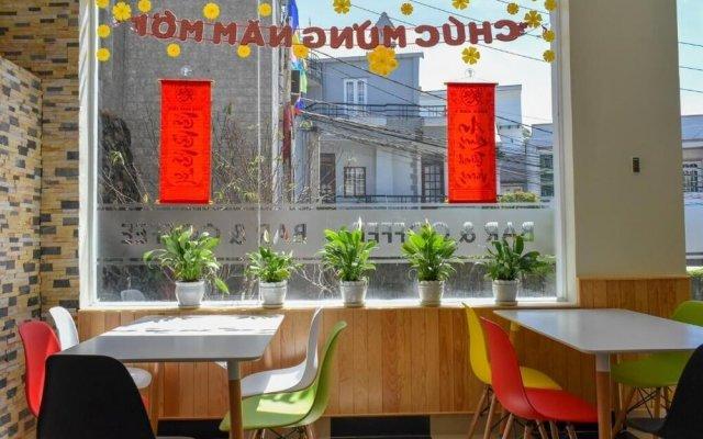 7S Hotel Duy Vinh Da Lat Далат питание