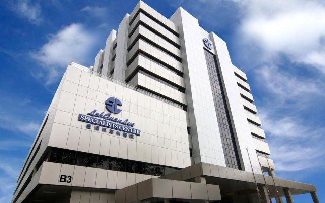 Отель Georgetown Hotel Малайзия, Пенанг - отзывы, цены и фото номеров - забронировать отель Georgetown Hotel онлайн вид на фасад