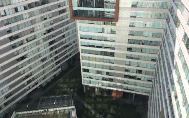 Отель Napoles Condo Suites Мексика, Мехико - отзывы, цены и фото номеров - забронировать отель Napoles Condo Suites онлайн вид на фасад