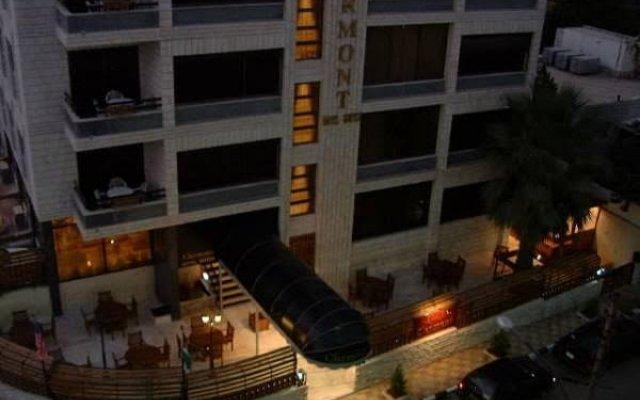 Отель Clermont Hotel Suites Иордания, Амман - отзывы, цены и фото номеров - забронировать отель Clermont Hotel Suites онлайн вид на фасад