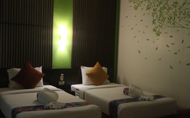 Отель Anyavee Ban Ao Nang Resort вид на фасад