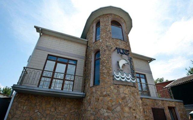 Гостиница Тис вид на фасад