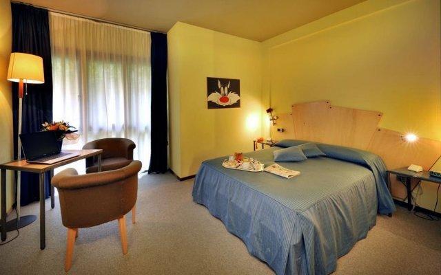 Отель City комната для гостей