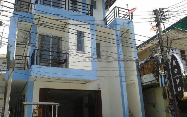 Отель Korya Guesthouse вид на фасад