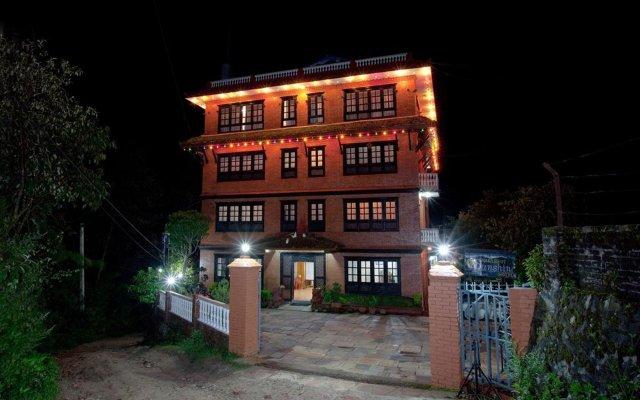 Отель Nagarkot Sunshine Hotel Непал, Нагаркот - отзывы, цены и фото номеров - забронировать отель Nagarkot Sunshine Hotel онлайн вид на фасад