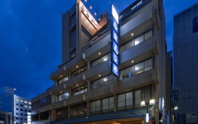 Отель Subaruyado Yoshino Минамиавадзи вид на фасад