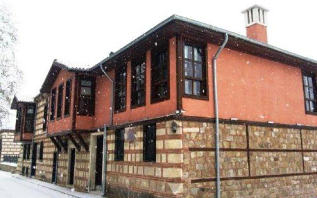 Tasodalar Hotel вид на фасад