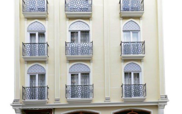 Отель Muyan Suites вид на фасад