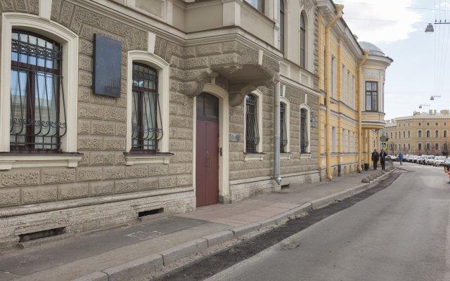 Mini-Hotel Anastasia Санкт-Петербург вид на фасад