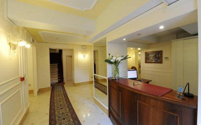 Отель Villa Rosa интерьер отеля