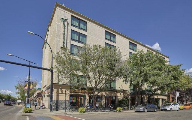 Varscona Hotel on Whyte вид на фасад