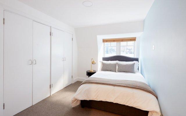 Отель Charming Mayfair Suites by Sonder комната для гостей