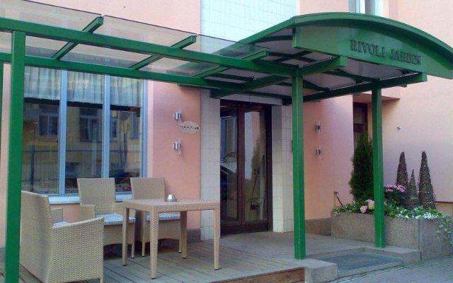 Rivoli Jardin Hotel вид на фасад