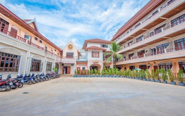 Отель Tony Resort Таиланд, Пхукет - 13 отзывов об отеле, цены и фото номеров - забронировать отель Tony Resort онлайн парковка