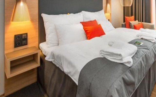 Отель Clarion Edge Тромсе комната для гостей