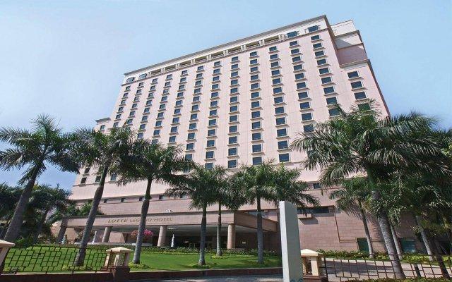 Lotte Legend Hotel Saigon вид на фасад
